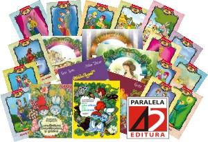 Premii la concursul de Talente oferite de Editura Paralela 45