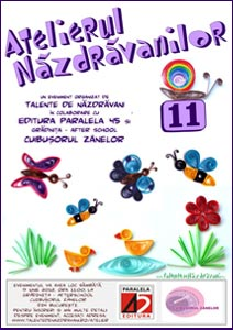 Nazdravanilor  Quilling  9 Iunie  Bucuresti   Talente De N  Zdr  Vani