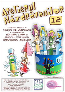 Atelierul Nazdravanilor, editia a XIIa