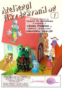 Atelierul Nazdravanilor, editia a saptea