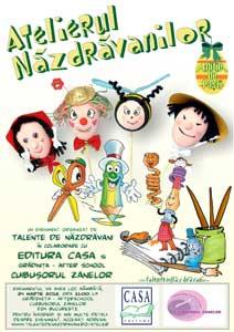 Atelierul Nazdravanilor  - editie speciala de Pasti