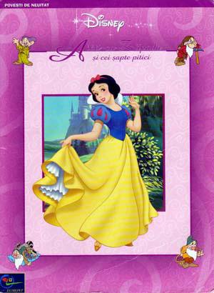 Colectia Povesti de neuitat, Editura Egmont: Alba ca Zapada