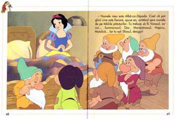 Alba ca Zapada, Colectia Povesti de neuitat, Editura Egmont