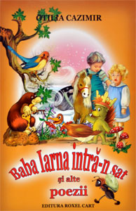 Baba Iarna intra-n sat, de Otilia Cazimir