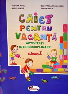 Caiet de Vacanta, Editura Aramis