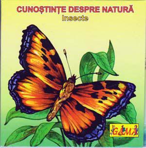 Cunostinte despre natura, Editura Gama, Insecte