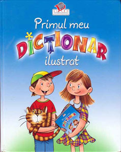 Primul meu dictionar ilustrat, Editura Litera International
