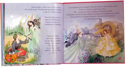 Doua povesti cu printese, Editura Girasol