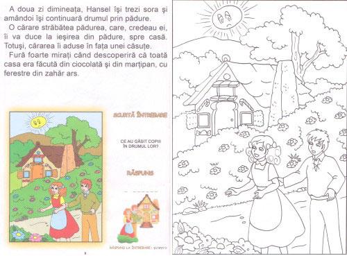 Colectia Carti de colorat, Editura Crist