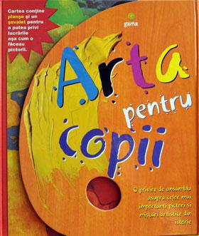 Arta pentru copii, Editura Gama