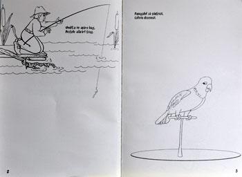 Carte de colorat, Continua desenul, Editura Gama