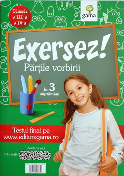 Exersez! Partile vorbirii, Editura Gama