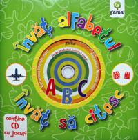Invat cu Editura  Gama, serie educativa cu CD