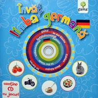 Invat limba germana, Editura Gama, CD cu jocuri