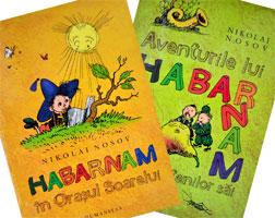 Aventurile lui Habarnam, Editura Humanitas