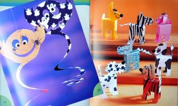Idei creative: Ornamente din hârtie si margele termoadezive, Editura Casa