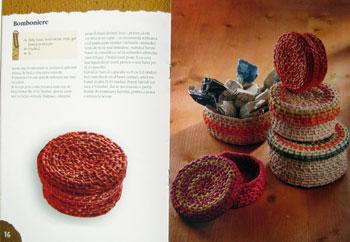 Idei creative 62, Obiecte din rafie, Editura Casa