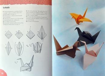 Figurine si animale origami, Idei creative, Editura Casa