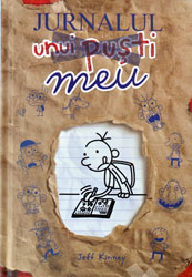 Jurnalul unui pusti. Jurnalul meu, Editura Art
