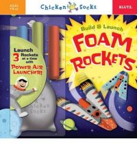 Build & Launch Foam Rockets