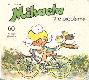 Mihaela are probleme, Ilustratie - Nell Cobar