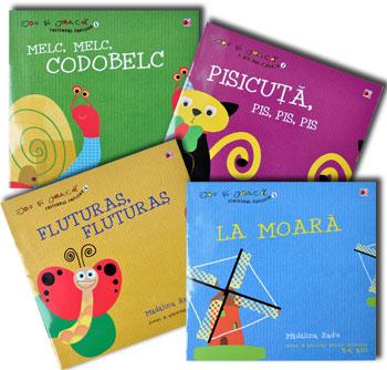 Colectia Folclorul copiilor, Editura Paralela 45