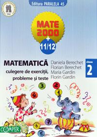 Mate2000, Editura Paralela 45
