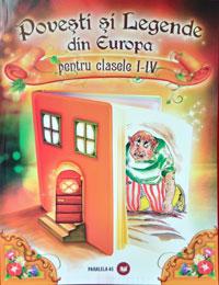 Povesti si legende din Europa, Editura Paralela 45