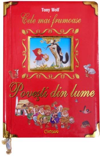 Cele mai frumoase povesti din lume, Editura Crisan