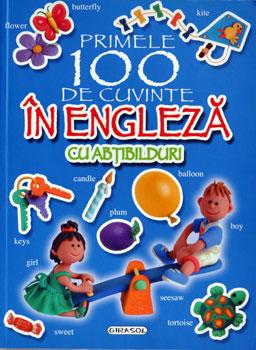 Primele 100 de cuvinte in engleza cu abtipilduri