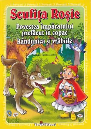 Scufita Rosie, Editura Teo Piticot