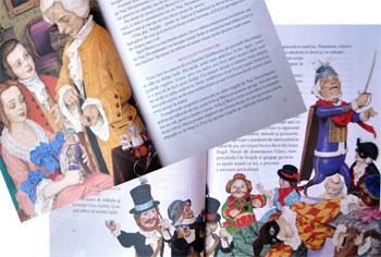 Spargatorul de nuci si regele soarecilor, Editura Litera International