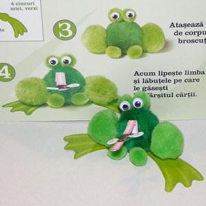 Animale din ciucurei, Editura Teora, Colectia Puisorul Nazdravan