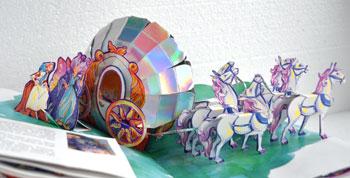 Cenusareasa, poveste 3D, Editura Teora