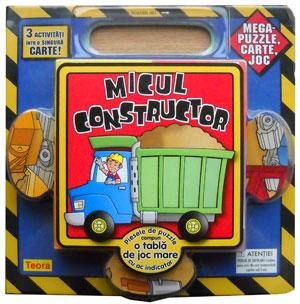 Micul constructor, Editura Teora