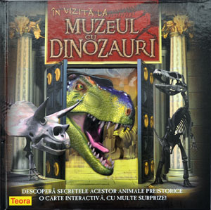 In vizita la muzeul cu dinozauri, Editura Teora