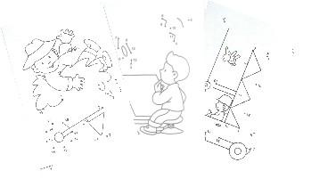 Numara si deseneaza, Editura Teora
