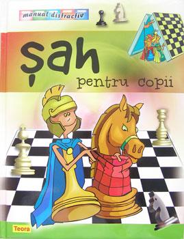 Sah pentru copii, Editura Teora