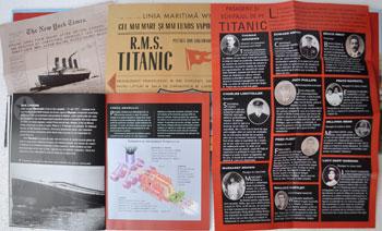 Titanic. Editura Teora. Carte 3D