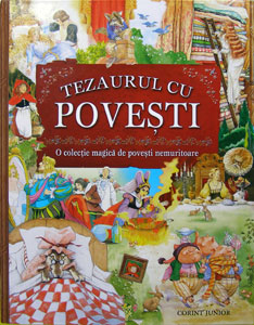 Tezaurul cu povesti, Editura Corint