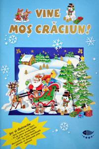 Decoruri de iarna la Editura Prut