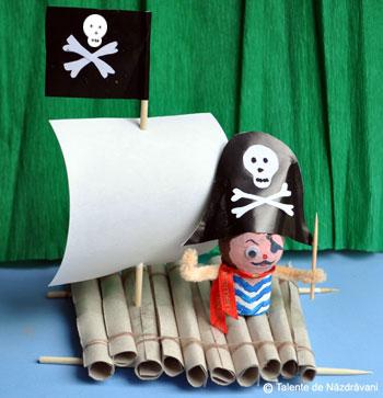 Pluta piratilor