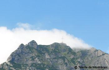 Vizita fulger la munte. De la cota 1400 la 2000m
