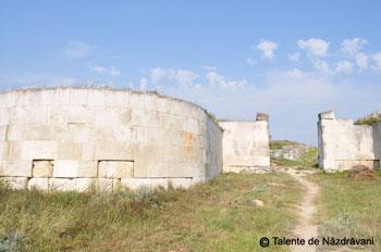 Adamclisi. Complexul muzeal. Monumentul triumfal
