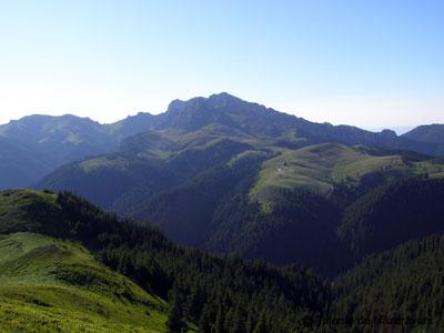 Muntele Rosu Cabana Ciucas
