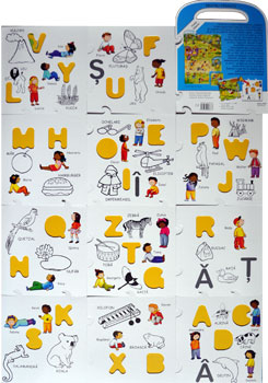 ABC Literele, Editura Prut