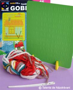 Goblen pentru copii. Cusaturi artistice