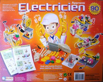 Micul electrician.Motoare electrice.Buki