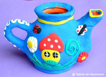 Plastilina usoara, Daco Art