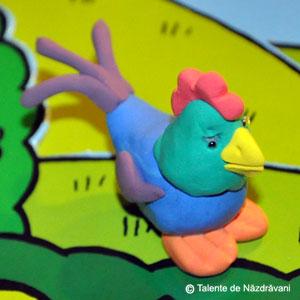 Plastilina usoara Daco  Art